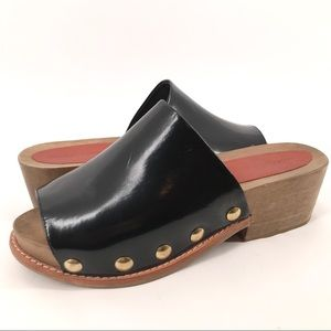 Rachel Comey Dover Clog Platform Sandal
